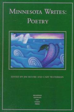 Minnesota Writes: Poetry, Jim Moore editor, book cover