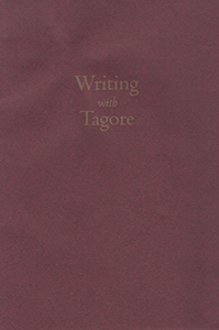 Writing With Tagore book cover